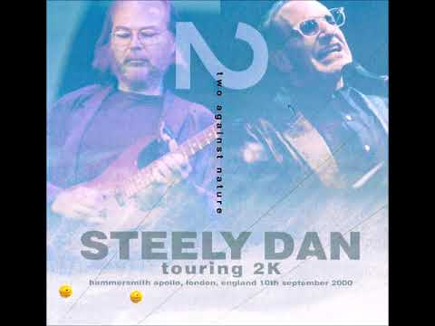 Steely Dan Live at the Hammersmith Odeon, London - 2000 (full concert audio only)