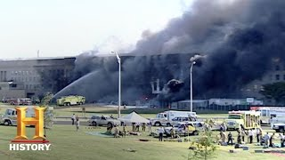 Remembering 9/11: The Pentagon Attack | History