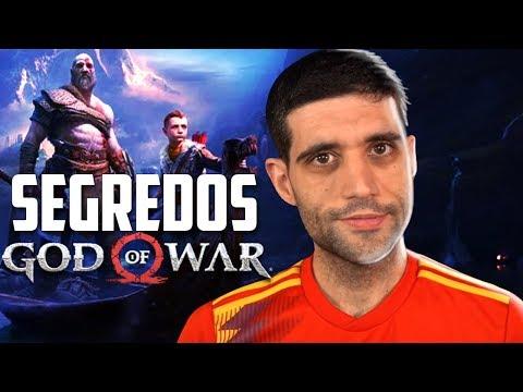SEGREDOS de God Of War e o Lançamento do FILME DE MINECRAFT