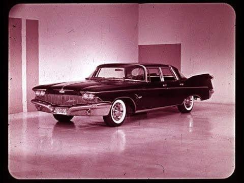 1960 Chrysler Imperial Dealer Promo Film