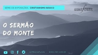 Exposição em Mateus 5.9-12 - Pr. Jonatas Miranda
