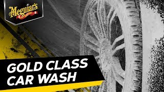 Meguiar's Gold Class Car Wash Shampoo & Conditioner - G7164