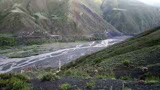 Вид села ,,Курукал,