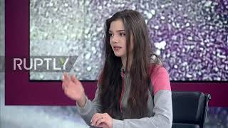 Russia: 'My soul begun to cry' - Russian figure skater Medvedeva on Olympic silver