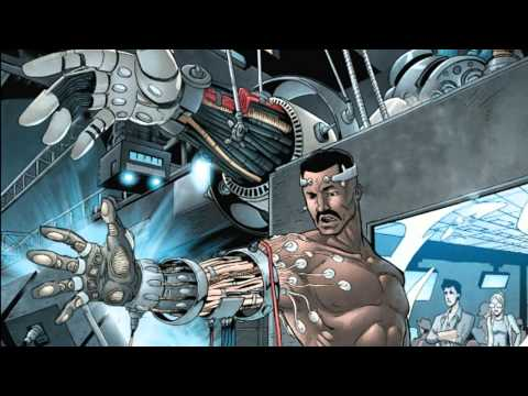 Pacific Rim trailer (comic style)