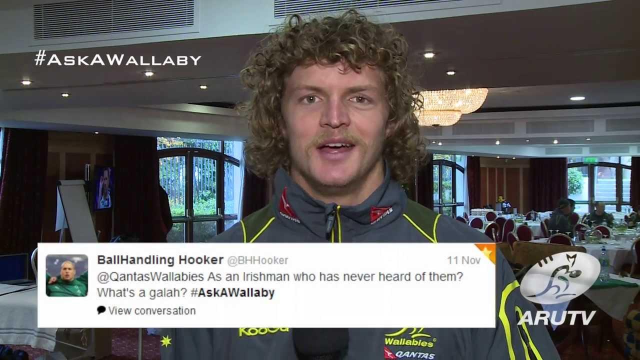 ARU TV Ask A Wallaby Cummins