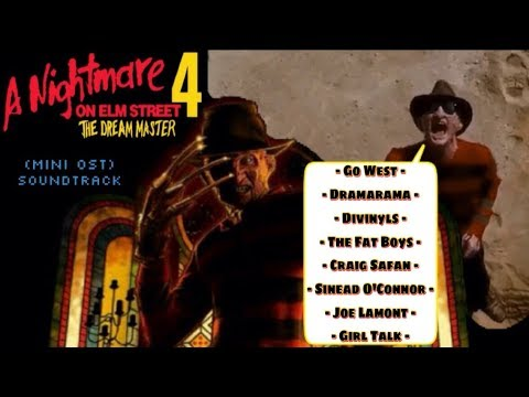 A Nightmare On Elm Street 4: The Dream Master - Mini OST *1988* [FULL SOUNDTRACK]