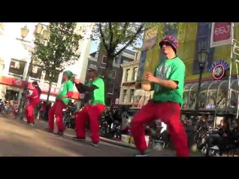 Break Machine - Street Dance - Skill Dealers Crew - Break Dance  Show - RAW - Street Entertainment.