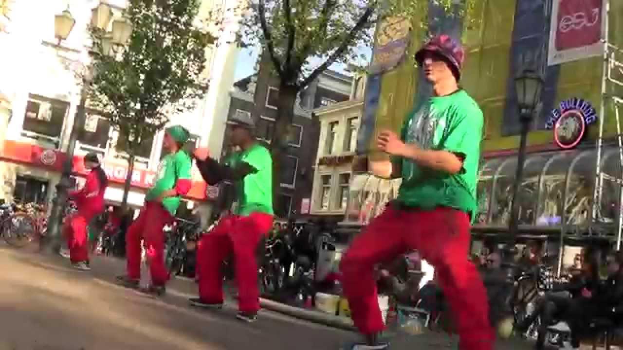 trend of street dancing