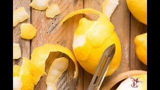 Как срезать цедру с лимона экономкой / от шеф-повара / Илья Лазерсон / Кулинарный ликбез