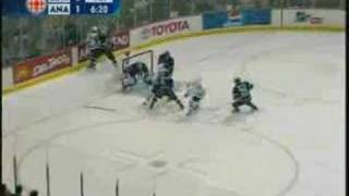 Edmonton vs. Anaheim - Round #3, Game #5 2006 NHL Playoffs