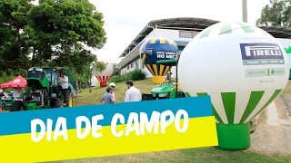 "CURSO DE ENGENHARIA AGRONÔMICA PROMOVE ""DIA DE CAMPO"""