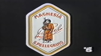 SPOT MAGNESIA S. PELLEGRINO | 1989 | the 80s database