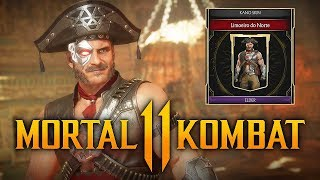 "MORTAL KOMBAT 11 - How To Get Kano's ""Brazil Exclusive"" Skin! (Cangaceiro)"