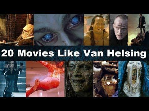 Top 20 Movies Like Van Helsing