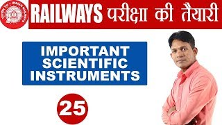 Tips and Tricks to remember Important scientific instruments and their uses.