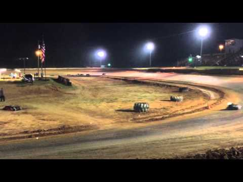 Junior Pro Feature | Hattiesburg Speedway | Deep South Series