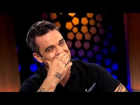 Robbie Williams on why he loves Irish Audiences | The Late Late Show | RTÉ One