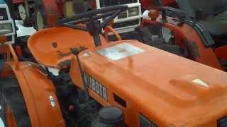 Sprzedaż traktorków japońskich. Ciągniki ogrodnicze. www.traktorki.waw.pl