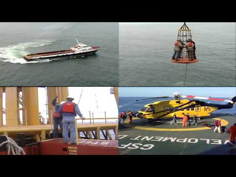 Introduction to Offshore Worksites