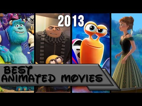 Top 10   Best Animated Movies Of 2013 💰💵