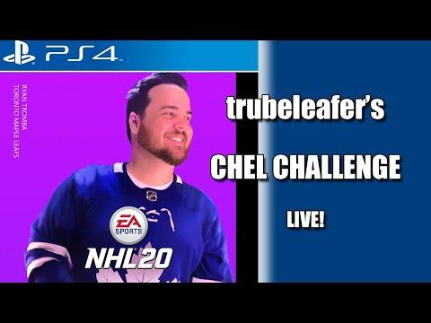 Chel Challenge Live! Pt. 9 / NHL 20