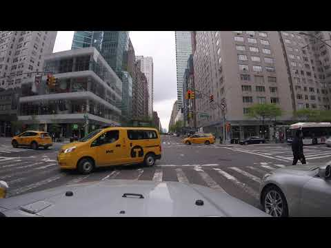 Driving to Westbury, NY from midtown Manhattan