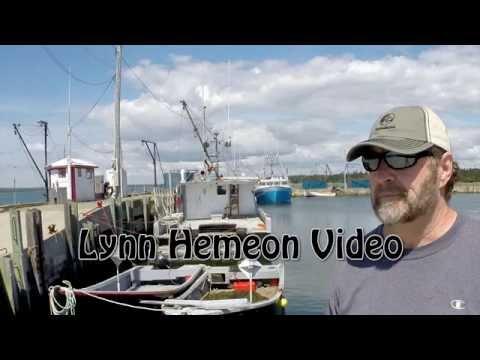 Wedgeport Tuna Wharf Timelapse - Wedgeport Nova Scotia