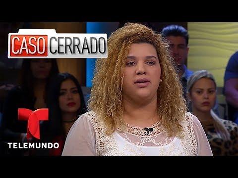 Loca Desquiciada Se Rompe La Cara Por $15,000USD 👩🥊💵 | Caso Cerrado | Telemundo