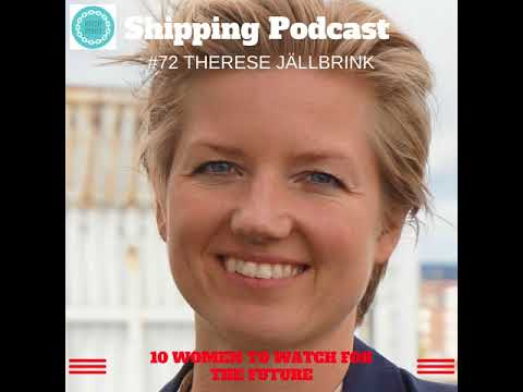 073 Therese Jallbrink, Business Interaction Manager, Stena Bulk