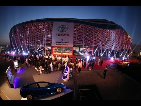 Toyota Wave 3S Facility Opening in Abu Dhabi   YallaMotor.com