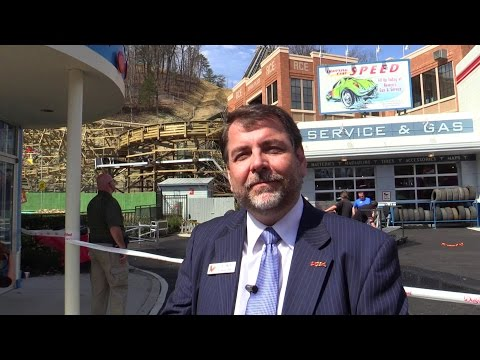 Lightning Rod - Pete Owens interview HD Dollywood