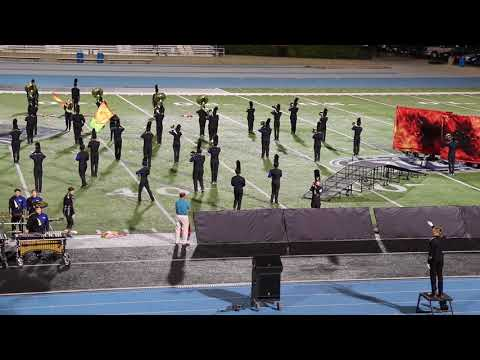 9/30/17 Marion IL Marching Wildcat Band