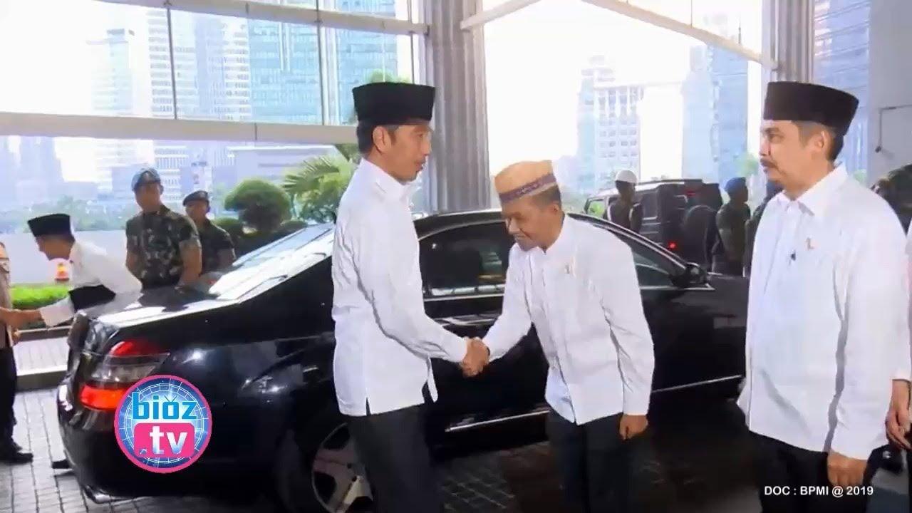 Ini Dia Kriteria Menteri dalam Kabinet Kerjanya Jokowi Ma'ruf Amin - bioztv.id