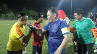 MPB World Cup 2018: Balai Berita vs Sri Pentas
