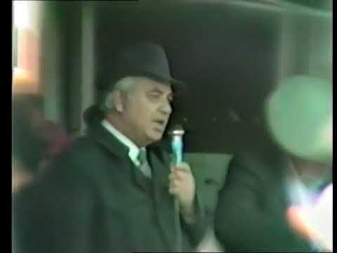 Митинг в Назрани 1991 год