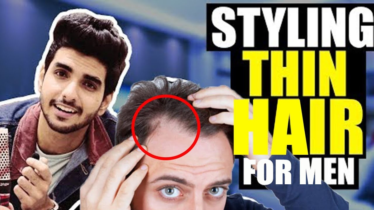 how to style thin hair for men in india | best hair wax 2018 indian men's hairstyle urbangabru