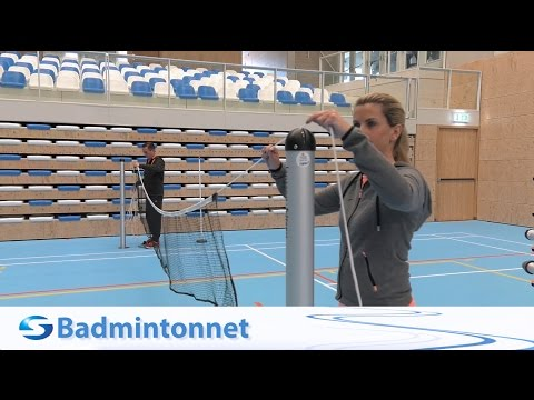 Badminton net - Schelde Sports