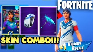 Check this SKIN COMBO! - Fortnite Battle Royale - Clinical Crosser Skin Combo!