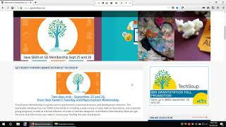 Webinar - Get to Know GrantStation - 2018-09-18