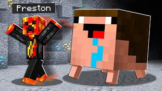 7 Ways Noob1234 PRANKS Preston! - Minecraft