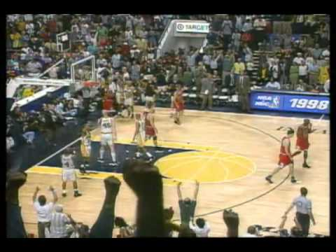 8d8157bf66e NBA PlayOff  Pacers vs Bulls  Eastern Conference Finals 1998 - YouTube