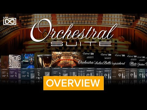 UVI Orchestral Suite | Overview