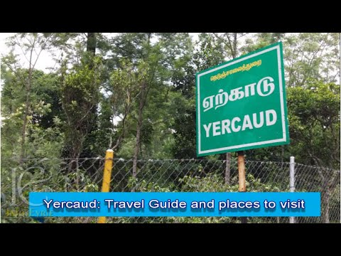 Yercaud Hill station Tamil nadu : Poor man's Ooty: Travel Guide