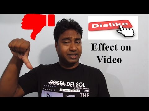 Effect of Dislike on YouTube Videos !! Result of more Dislike !! Must Know