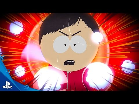 South Park: The Fractured But Whole - Gamescom 2016 Gameplay Trailer   PS4