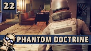 Phantom Doctrine - KGB Campaign - Part 22 - Meeting with Tai-Pan [Now With More Edits]