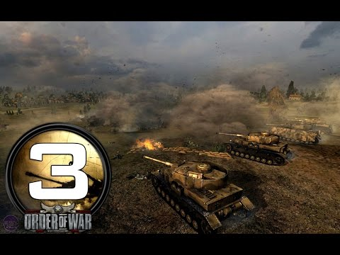 Order of War : Germany - Mission 3 (Rushin' Russian)