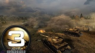 Order of War : Germany - Mission 3 (Rushin