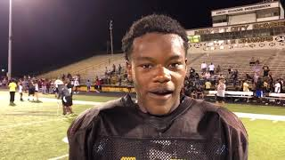 Varsity: Midwest City's Jerome Brown